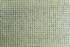Σύσταση του φύλλου αλουμινίου Στοκ φωτογραφία με δικαίωμα ελεύθερης χρήσης