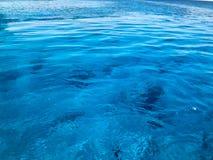 Σύσταση του όμορφου μπλε θάλασσα-διαφανούς διαφανούς υγρός-κιγκλιδώματος, καμμένος θαλασσινό νερό, θάλασσα, ωκεανός, υπόβαθρο της Στοκ φωτογραφίες με δικαίωμα ελεύθερης χρήσης