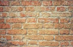 Σύσταση τούβλινη η σύσταση της πέτρας Στοκ φωτογραφία με δικαίωμα ελεύθερης χρήσης