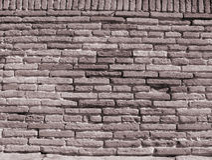 σύσταση τούβλου Στοκ εικόνες με δικαίωμα ελεύθερης χρήσης