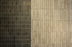 Σύσταση των λεπτών κεραμικών κεραμιδιών Στοκ φωτογραφία με δικαίωμα ελεύθερης χρήσης