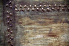 Σύσταση των καρφιών μετάλλων Στοκ φωτογραφίες με δικαίωμα ελεύθερης χρήσης