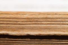 Σύσταση των παλαιών σελίδων βιβλίων Στοκ φωτογραφία με δικαίωμα ελεύθερης χρήσης