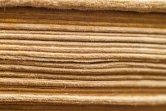 Σύσταση των παλαιών σελίδων βιβλίων Στοκ Φωτογραφίες