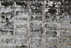 Σύσταση υποβάθρου τοίχων τσιμεντένιων ογκόλιθων Στοκ φωτογραφίες με δικαίωμα ελεύθερης χρήσης