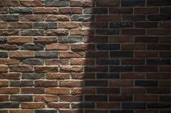 Σύσταση υποβάθρου τουβλότοιχος Στοκ φωτογραφία με δικαίωμα ελεύθερης χρήσης