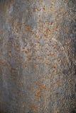 Σύσταση υποβάθρου του σκουριασμένου ασημένιου μετάλλου Στοκ Φωτογραφίες