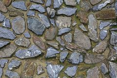 Σύσταση υποβάθρου των γκρίζων πετρών στοκ εικόνες