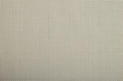 Σύσταση υποβάθρου των γκρίζων πλεγμένων λυγαριά πλαστικών διπλών σειρών Στοκ εικόνες με δικαίωμα ελεύθερης χρήσης