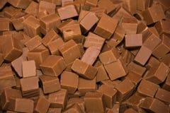 Σύσταση υποβάθρου toffee καραμέλας Στοκ Εικόνες
