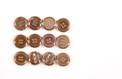 Σύσταση, υπόβαθρο, συλλογή κουμπιών ραψίματος Διάφορο ράψιμο β Στοκ φωτογραφία με δικαίωμα ελεύθερης χρήσης