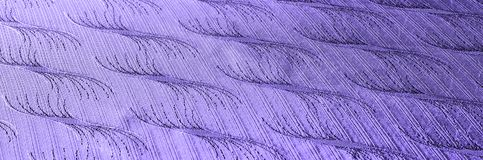 Σύσταση, υπόβαθρο, σχέδιο μπλε χρώμα υφασμάτων μεταξιού Διακοσμήστε yo στοκ φωτογραφία