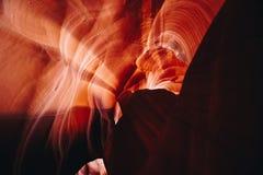 Σύσταση φαραγγιών αντιλοπών Στοκ φωτογραφία με δικαίωμα ελεύθερης χρήσης