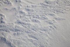 σύσταση χιονιού Στοκ εικόνα με δικαίωμα ελεύθερης χρήσης