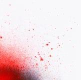 Σύσταση χρωμάτων ψεκασμού Στοκ εικόνες με δικαίωμα ελεύθερης χρήσης