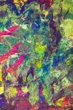 σύσταση χρωμάτων Στοκ Εικόνες