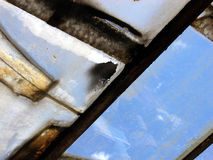 Σύσταση 2 παραθύρων Στοκ φωτογραφία με δικαίωμα ελεύθερης χρήσης