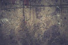 Σύσταση Grunge ηλικίας ανασκόπηση ξύλινη Βαμμένη φωτογραφία Στοκ φωτογραφίες με δικαίωμα ελεύθερης χρήσης