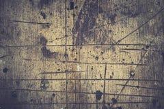 Σύσταση Grunge ηλικίας ανασκόπηση ξύλινη Βαμμένη φωτογραφία Στοκ Εικόνα