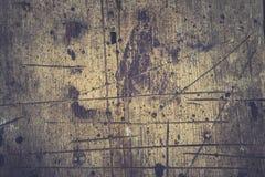 Σύσταση Grunge ηλικίας ανασκόπηση ξύλινη Βαμμένη φωτογραφία Στοκ εικόνες με δικαίωμα ελεύθερης χρήσης