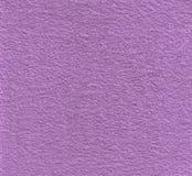 Σύσταση PurpleTowel στοκ φωτογραφία με δικαίωμα ελεύθερης χρήσης