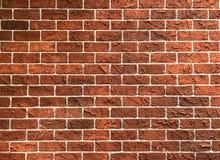 Σύσταση Vinage brickwall Στοκ φωτογραφία με δικαίωμα ελεύθερης χρήσης