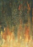 σύσταση watercolor Στοκ Εικόνα