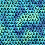 Σύσταση watercolor Aquamarine Στοκ Φωτογραφία