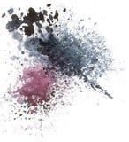 Σύσταση Watercolor grunge Στοκ Εικόνες