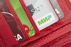 Σύστημα МИР στοκ φωτογραφίες με δικαίωμα ελεύθερης χρήσης