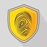 Σύστημα ασφαλείας και επιτήρηση Στοκ Εικόνες