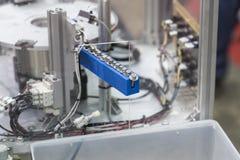 Σύστημα αυτοματοποίησης υψηλής τεχνολογίας για το βιομηχανικό εργοστάσιο του aut στοκ φωτογραφία με δικαίωμα ελεύθερης χρήσης