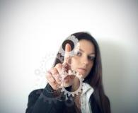Σύστημα εφαρμοσμένης μηχανικής στοκ φωτογραφία με δικαίωμα ελεύθερης χρήσης