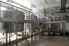 Σύστημα καθαρισμού νερού Στοκ Φωτογραφίες