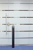 σύστημα κλειδωμάτων πορτών Στοκ φωτογραφίες με δικαίωμα ελεύθερης χρήσης