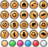 σύστημα κουμπιών Στοκ φωτογραφία με δικαίωμα ελεύθερης χρήσης