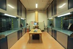Σύστημα με το κάθετο ιπποδρόμιο Στοκ εικόνα με δικαίωμα ελεύθερης χρήσης