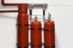 σύστημα πυρκαγιάς Στοκ φωτογραφία με δικαίωμα ελεύθερης χρήσης