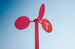 Σύστημα σηματοδότησης τουρισμού του Τορίνου στοκ φωτογραφία με δικαίωμα ελεύθερης χρήσης