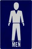Σύστημα σηματοδότησης δωματίων ατόμων Στοκ Εικόνα