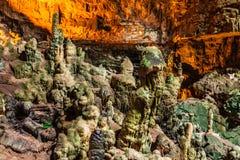 Σύστημα σπηλιών Στοκ Φωτογραφίες