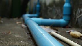 Σύστημα υδροσωλήνων Στοκ εικόνα με δικαίωμα ελεύθερης χρήσης