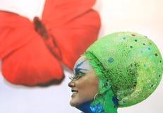 σώμα τέχνης Στοκ εικόνες με δικαίωμα ελεύθερης χρήσης