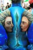 σώμα 3 τέχνης στοκ φωτογραφία με δικαίωμα ελεύθερης χρήσης