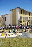 Σώμα Cristi στο Λα Orotava Στοκ εικόνα με δικαίωμα ελεύθερης χρήσης