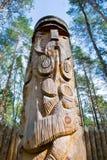 Σλαβικός ειδωλολατρικός Θεός του πολέμου Στοκ φωτογραφία με δικαίωμα ελεύθερης χρήσης