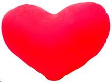 Σ' αγαπώ, καρδιά μαξιλαριών Στοκ φωτογραφία με δικαίωμα ελεύθερης χρήσης