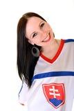 Σλοβάκικος ανεμιστήρας Στοκ Φωτογραφίες