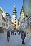 Σλοβακία, Μπρατισλάβα στοκ φωτογραφία με δικαίωμα ελεύθερης χρήσης