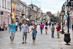 Σλοβακία - Kosice στοκ εικόνες